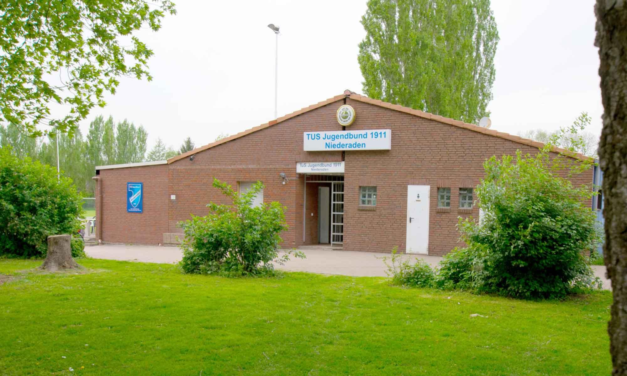 Vereinsheim TuS Niederaden